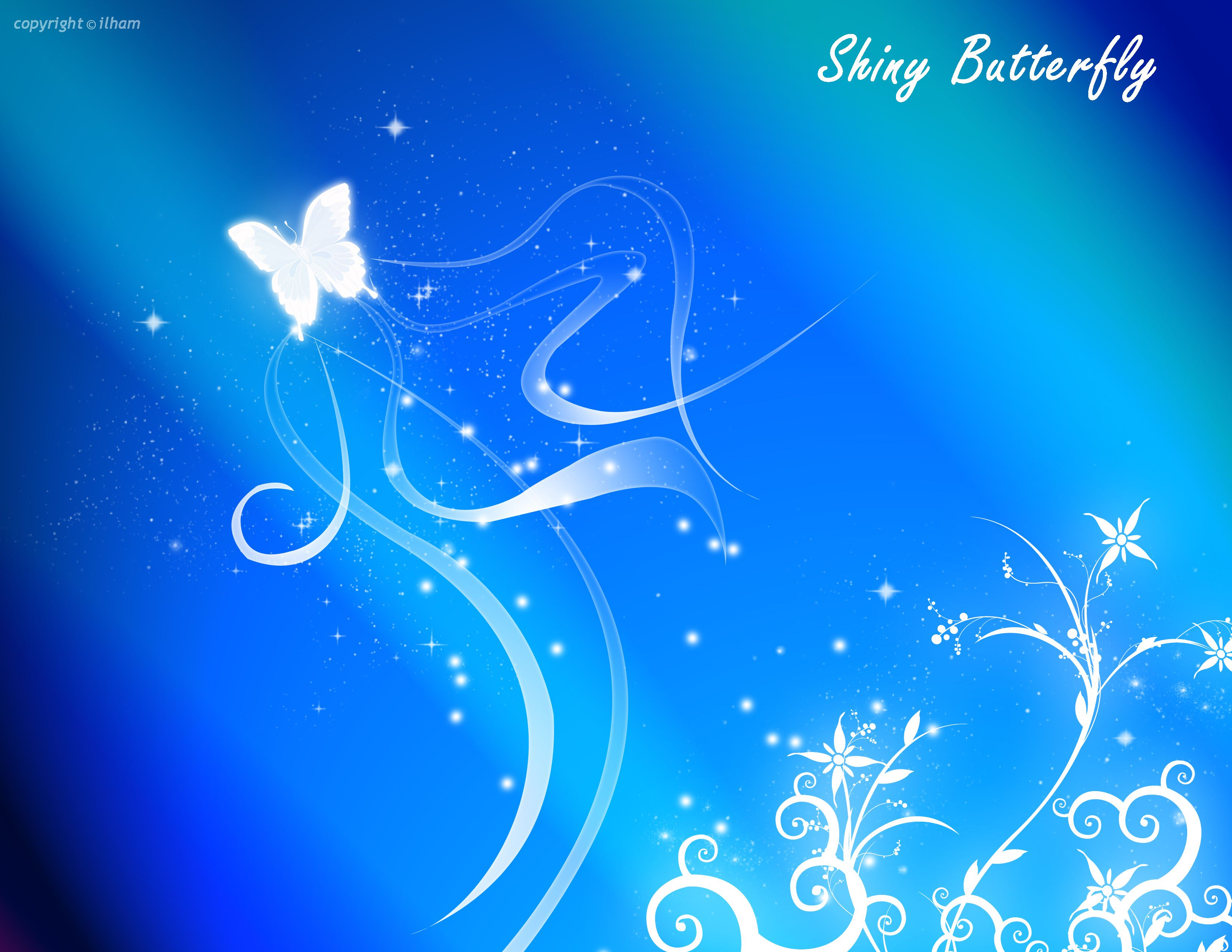 Wallpaper Designs Blue Wallpapers Designs