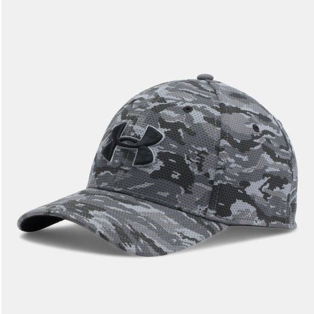 eaba3163c51 Under Armour CAMO Urban BLITZING stretch cap