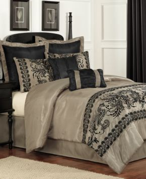 Our New Bedding Set Now I Need To Decorate Around It Comforter Sets Apartment Decor California King Bedding Sets