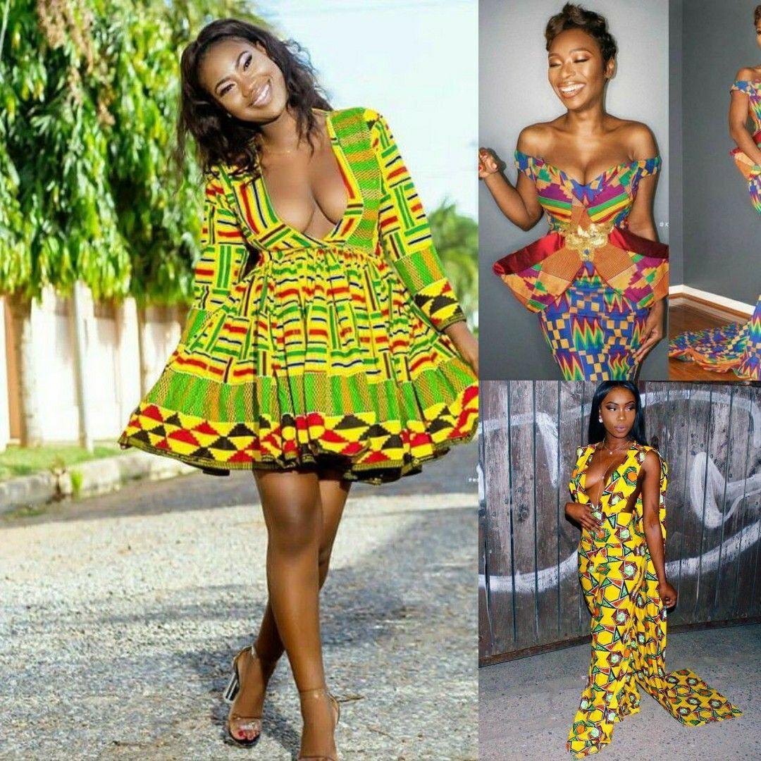 African Dresses Ankara Styles Nigerian Fashion Ghana Fashion African Dress And More Afric African Clothing Styles African Fashion African Traditional Wear