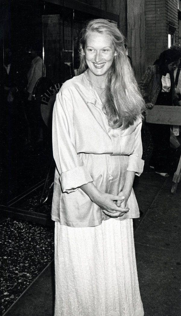Vintage Photos Of Meryl Being Meryl - 1979
