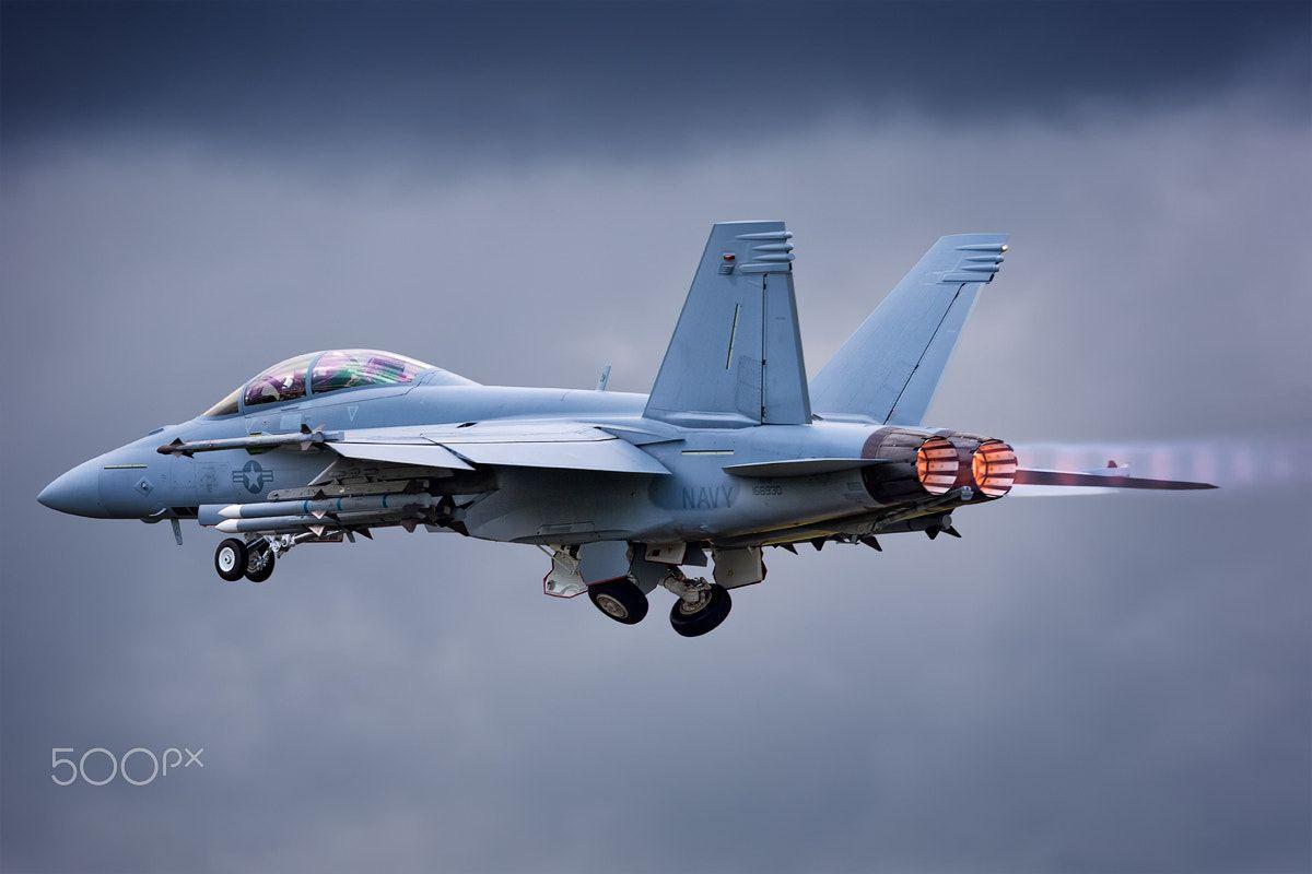 SUPER HORNET - United States Navy Boeing F/A-18F Super Hornet