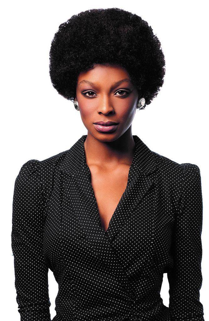 MINI AFRO (human hair wig)  db0c2dc9e3c9