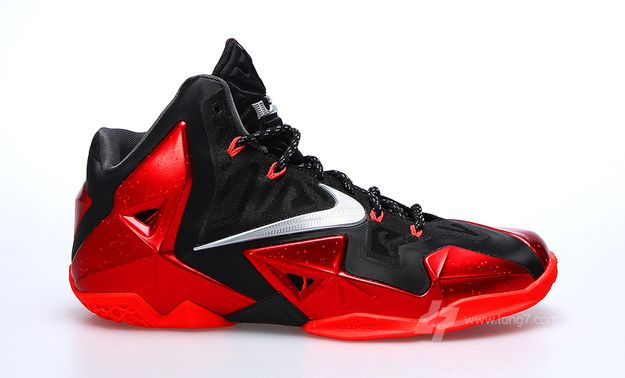 Nike Lebron 11 XI Miami Heat \