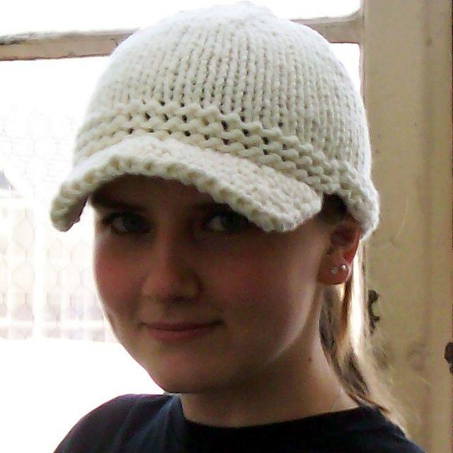 Ravelry Fossil Inspired Bulky Knit Cap Pattern By Kayla Kramer