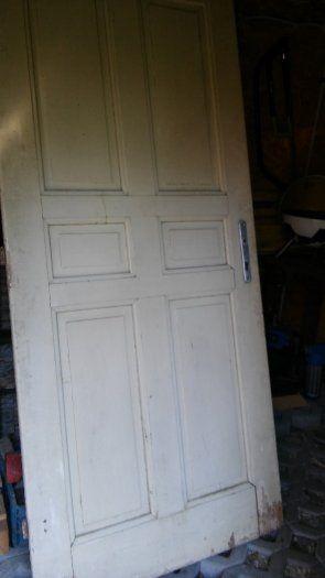 staré kazetové dvere - 1