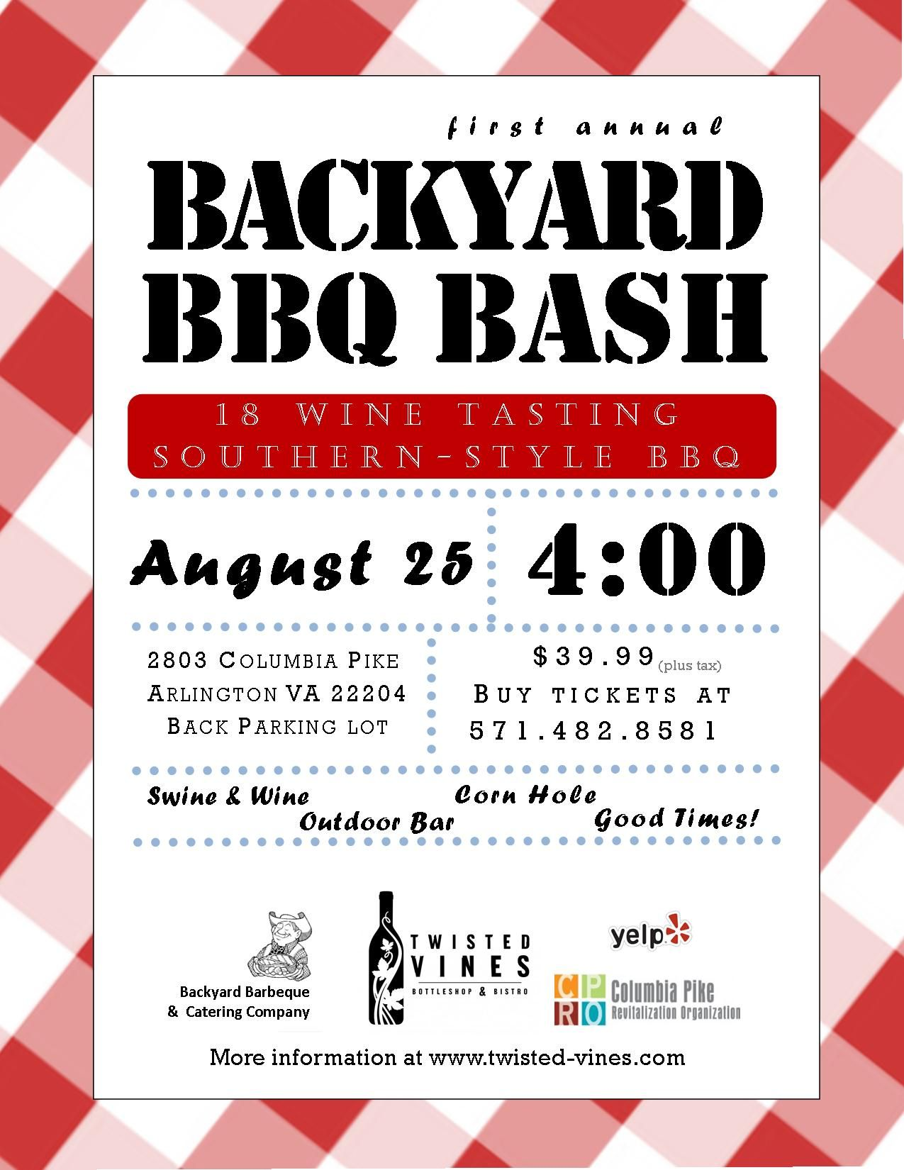 Bbq flyer template word google search bbq pinterest for Bbq tickets template