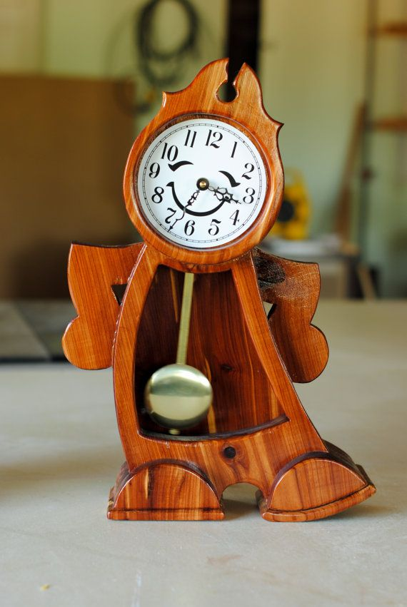 Clock home ideas disney home cogsworth clock disney - Beauty and the beast bedroom furniture ...