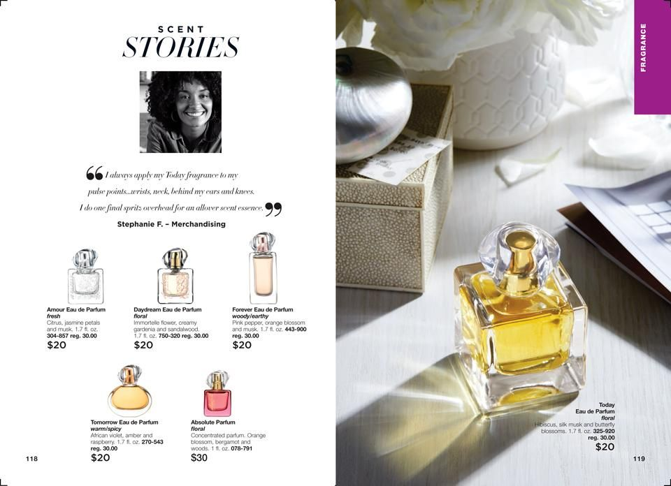 Shop Avons Today Tomorrow Always Fragrance Collection Apply