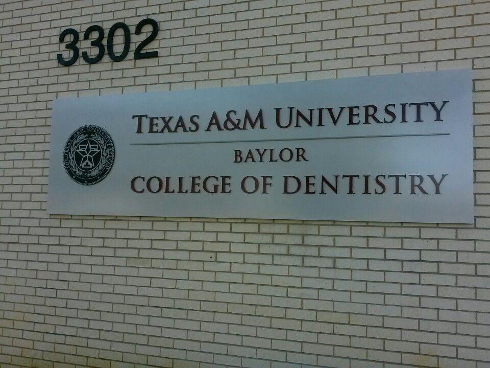 College of dentistry baylor university medical center