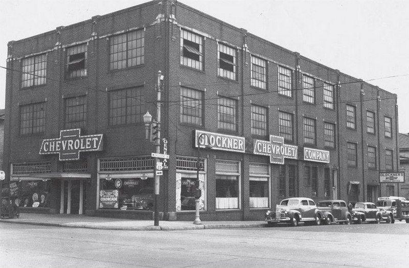 Glockner Chevrolet Dealership, Portsmouth, Ohio