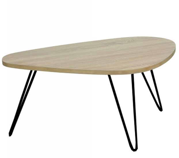 Pomax table basse charlot est en vente en ligne prix doux frais de port - Table basse petit prix ...