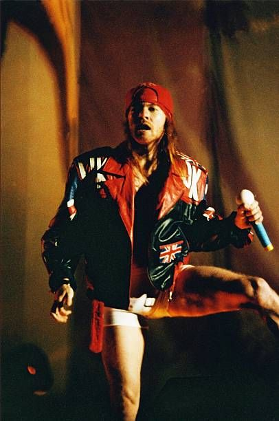 Axl Rose Turns 50 Photos and Premium High Res Pictures ...