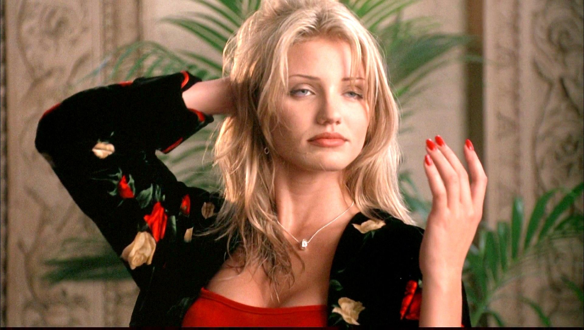 Cameron Diaz The Mask Movie | Published June 1, 2014 at 1920 × 1088 in Cameron Diaz: The Mask (1994 ...