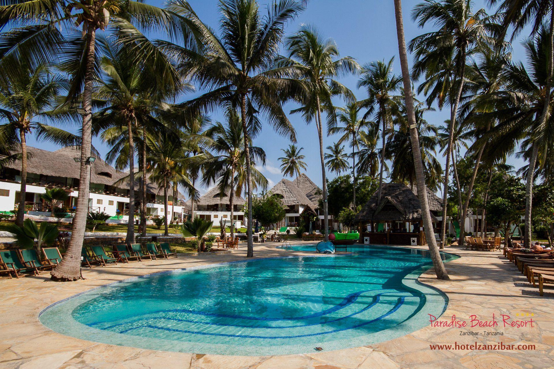 Paradise beach Resort (Zanzibar Island, Tanzania) - Reviews ...