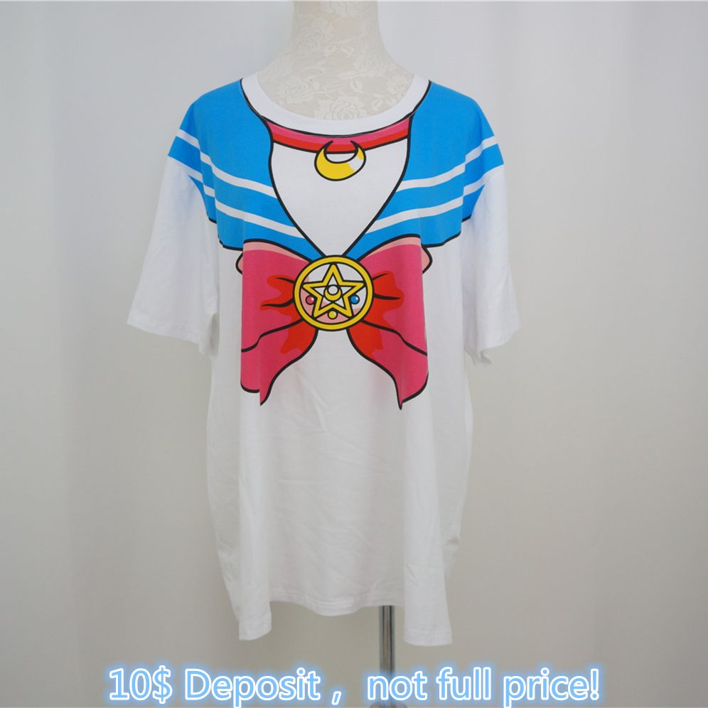 b36c1a27ce spreepicky #sailormoon #T-shirt #plussize #deposit #freeship ...