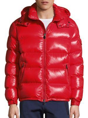 f366f4a8b MONCLER Maya Shiny Puffer Jacket.  moncler  cloth  jacket
