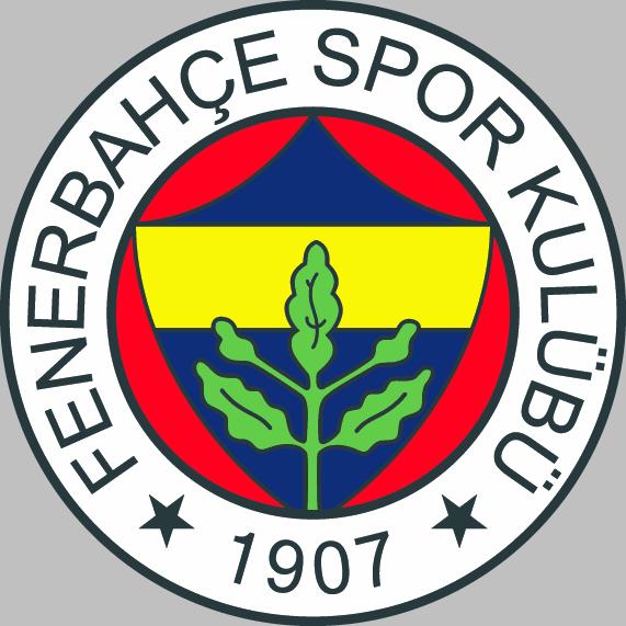 Fenerbahce Sports Club Logo Futbol Spor Logolar