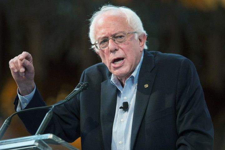Bernie Sanders: I am the candidate of the workingclass