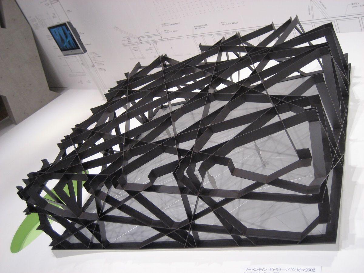 Serpentine pavilion toyo ito toyo ito for Arquitectura parametrica pdf