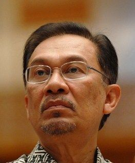 Malaysian opposition leader homosexual