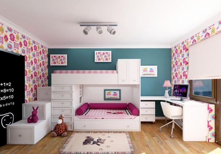 Schone Madchenzimmer Mobel 38 Verspielte Kinderzimmer Ideen Kinder Zimmer Kleinkind Zimmer Kinderzimmer Deko Madchen