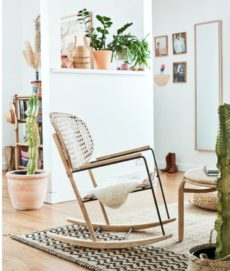 14 Ikea Finds To Hygge Up Your Home This Fall Rocking Chair Ikea Rocking Chair Small Living Rooms Ikea Finds