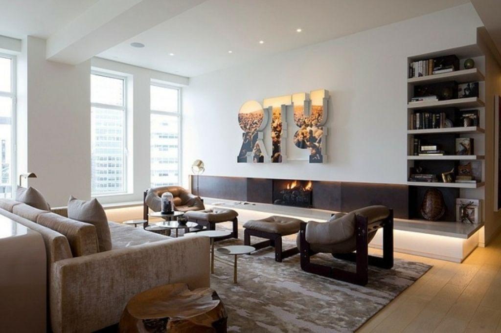 moderne wohnzimmer accessoires modern wohnen 105 einrichtungsideen ...