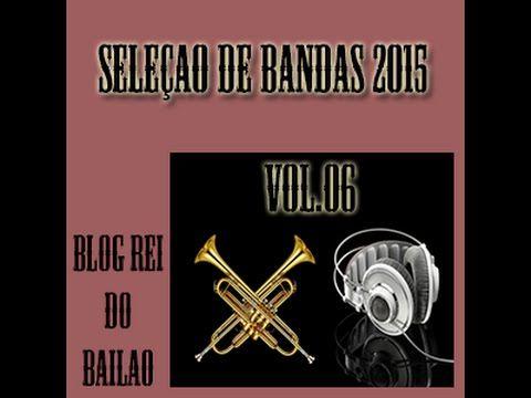 SELEÇÃO DE BANDAS 2015 - VOL. 06 - SÓ LANÇAMENTOS