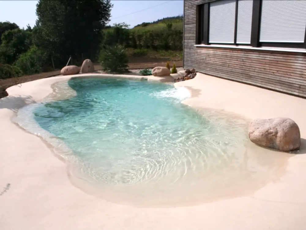 These Stunning 'Sand Pools' Bring The Beach To Your