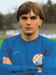 Marko Mlinaric Of Dinamo Zagreb In 1982 Zagabria