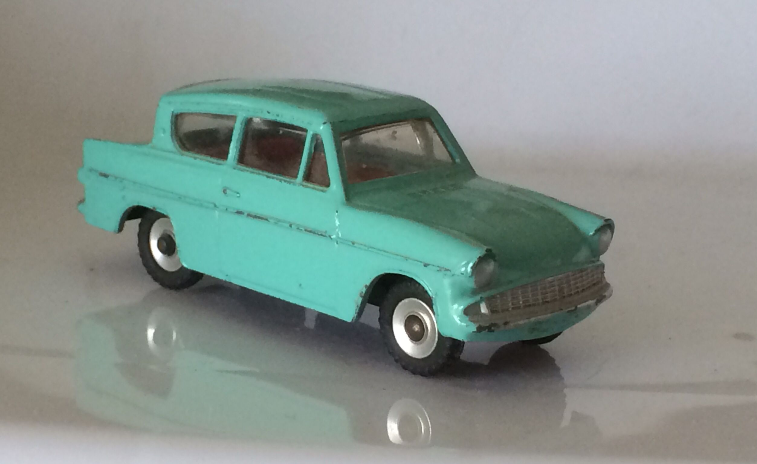Dinky Ford Anglia Old Toys Toys Ford Anglia