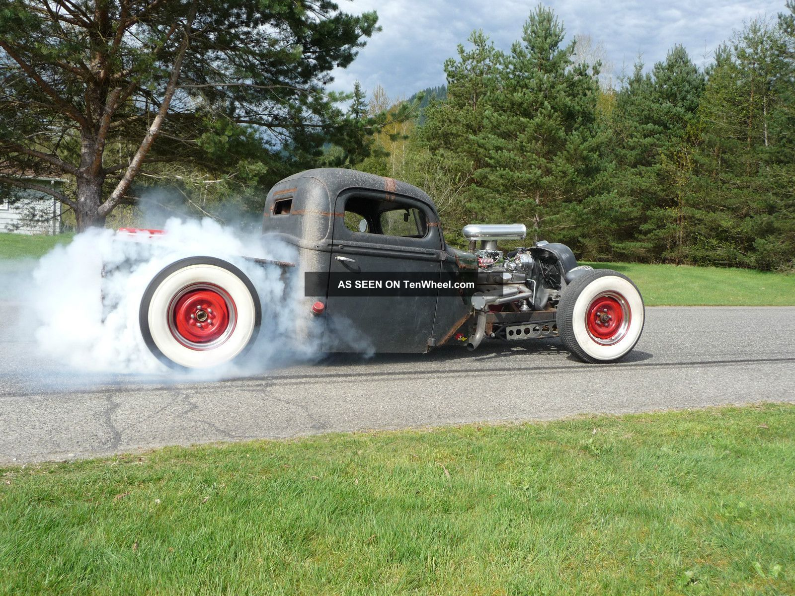 Rat rod truck 1940 ford pickup rat rod or hot rod other pickups photo 10