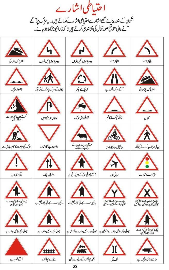 Pin by Datagraphicsmultan on My Saves | Driving signs ...