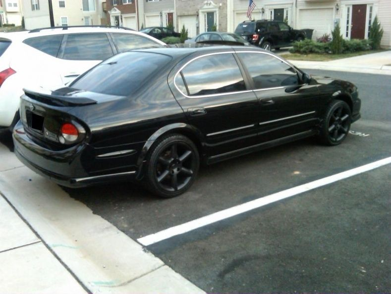 2001 Nissan Maxima Tires Nissan Maxima Nissan Bmw Car