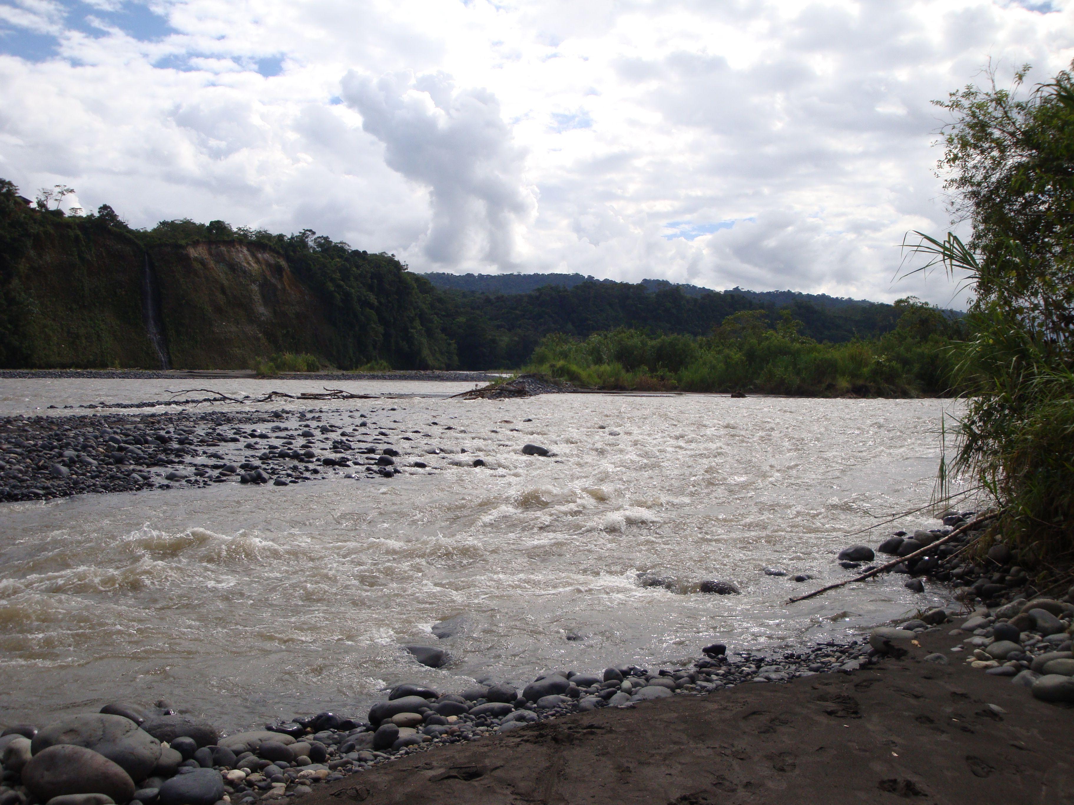 Circuito Quilotoa : Cascada san rafael ecuador rios cascadas lagos y lagunas
