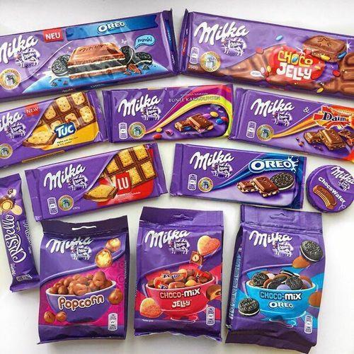 Chocolate Milka And Food сладости из европы в 2019 г