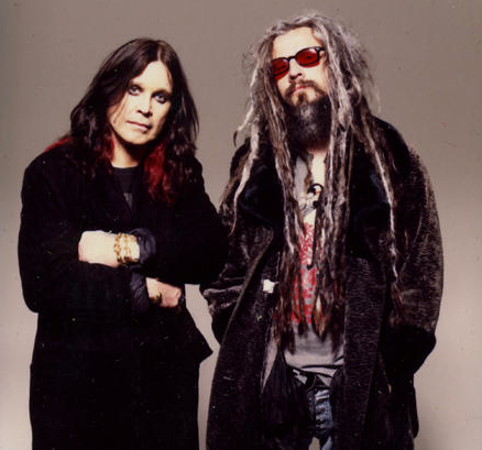 Pin By William Schlick On My Musical Tastes Rob Zombie Ozzy Osbourne Heavy Metal Music
