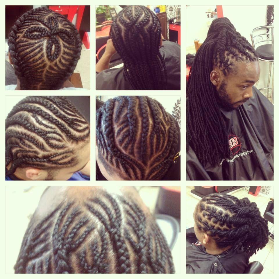 dreads and braids by bee | braids, locs, beards, fadesoh my