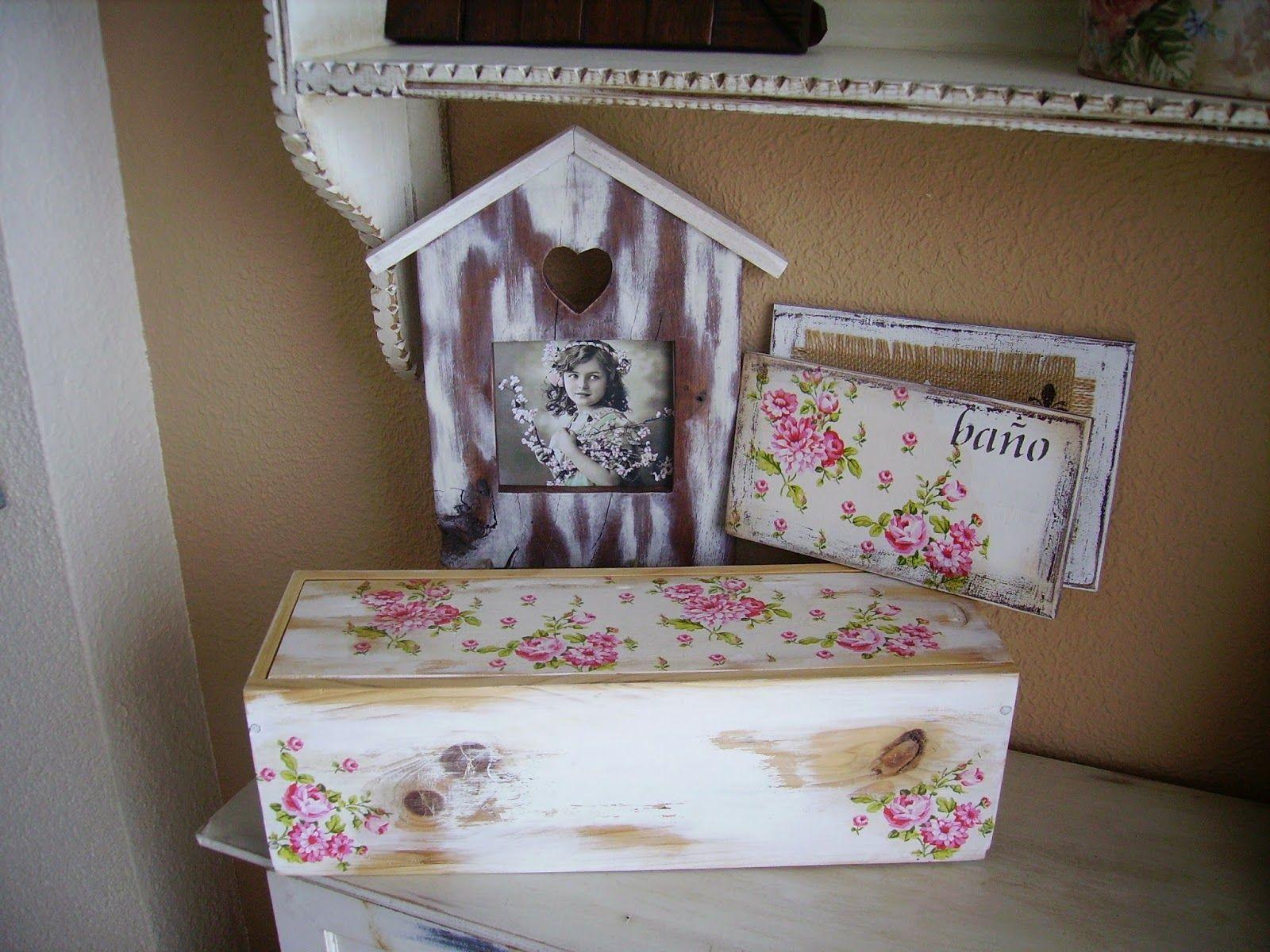 Retazos de madera cajas vintage cajones pinterest - Cajas de madera recicladas ...