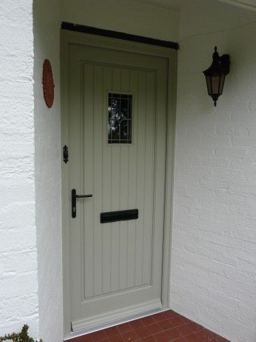 Essex Herts Cottage With New Timber Doors 1 House Exterior