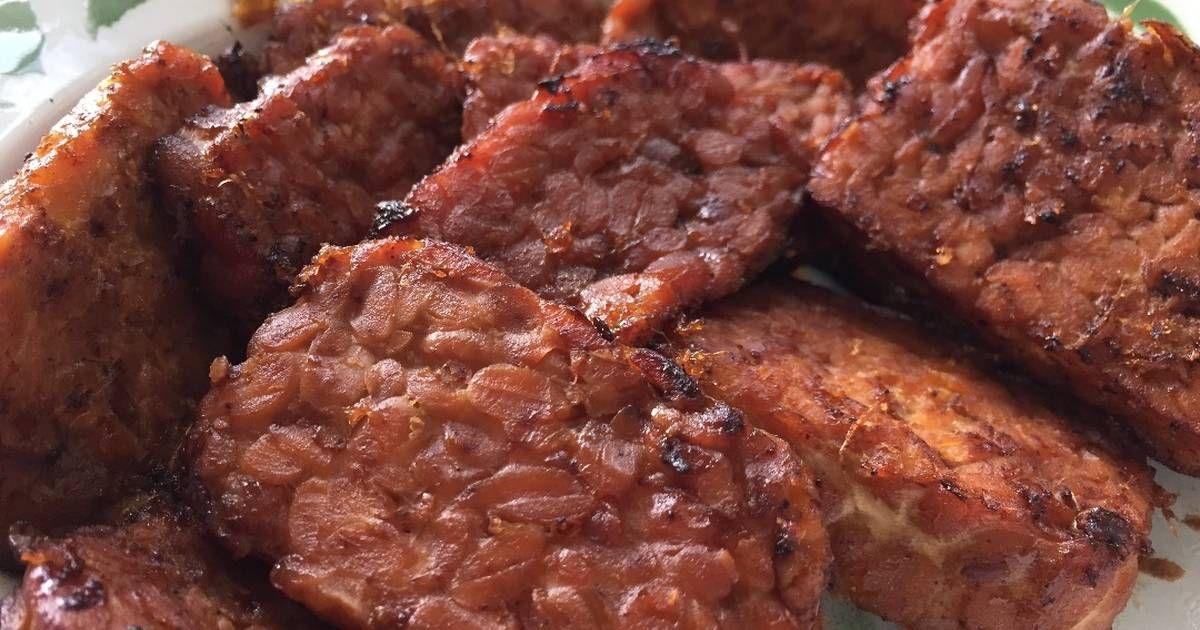 Resep Tempe Bacem Enak Sekali Oleh Ekitchen Resep Resep Tempe Makanan Sehat Resep