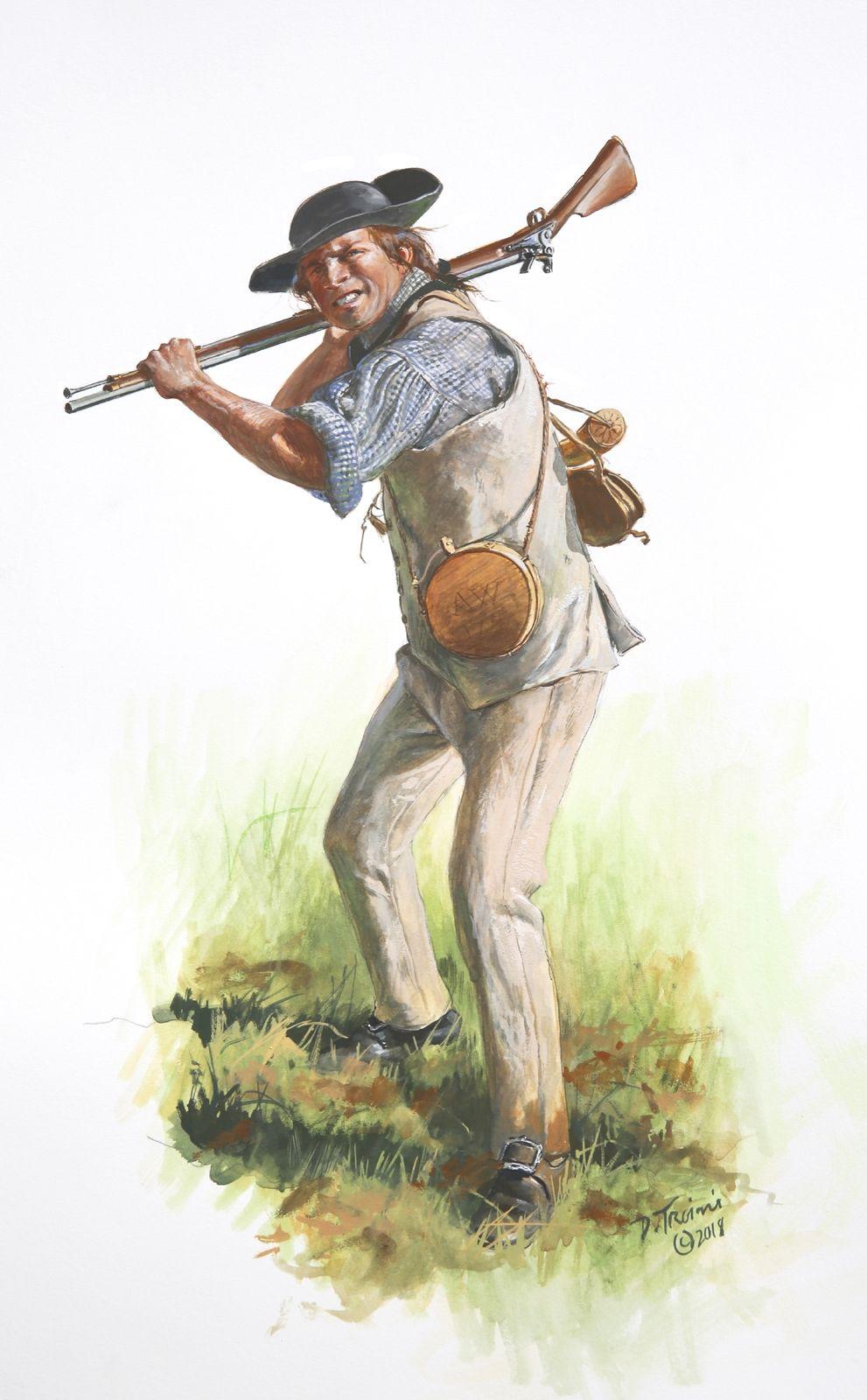 Pin by David DiCarlo on Continentals (American Revolution