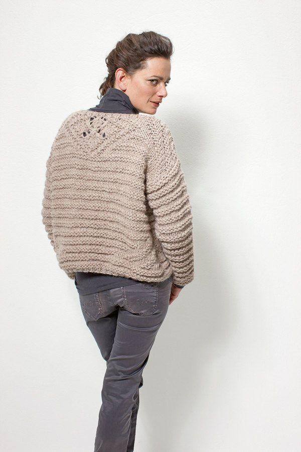 lang yarns kim pullover strickanleitungen bei makerist stricken knitting pinterest. Black Bedroom Furniture Sets. Home Design Ideas