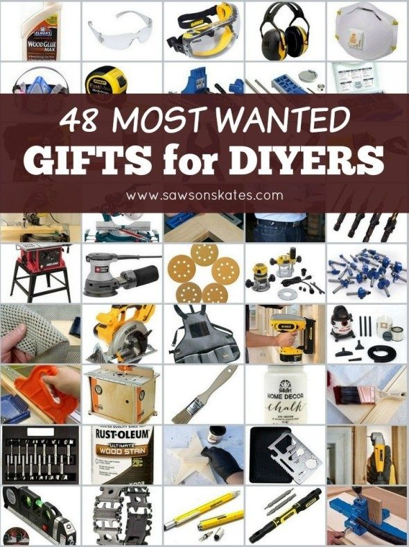 Best Tool Gift Ideas For Diy Furniture Builders Tool Gifts Gifts Diy