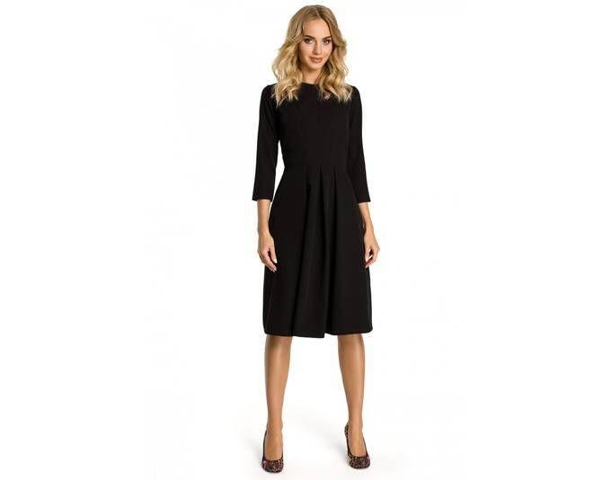 Kleider schwarz grobe 44