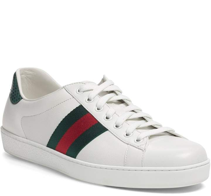bd5b5ed34463 Gucci New Ace Sneaker