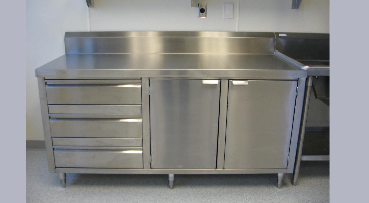 99 Metal Sink Base Cabinet Kitchen Floor Vinyl Ideas Check More At Http Www Steel Kitchen Cabinets Metal Kitchen Cabinets Stainless Steel Kitchen Cabinets