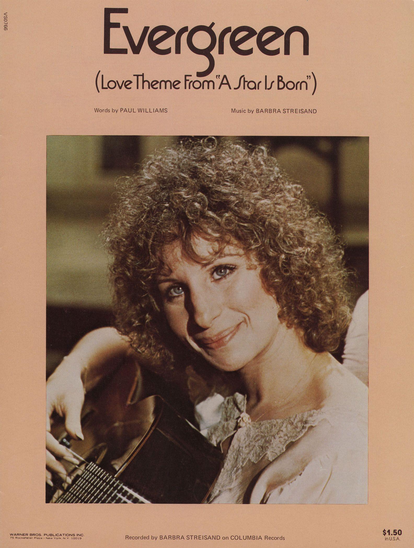 Barbra Streisand Barbra Streisand Evergreen Love Barbra