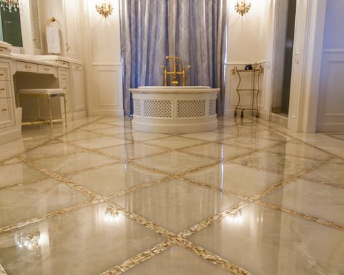 Want Your Floor To Be Great From Good Use Onyx Floor Tile